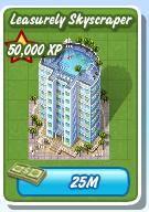 Leasurely Skyscraper