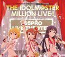 THE IDOLM@STER MILLION LIVE! 1 Original CD