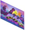 Berry-Berry Blue Island Mural