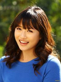 Haley Tju portrait