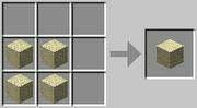 Crafting-sandstone