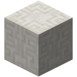 Block of Chiseled Nether Quartz