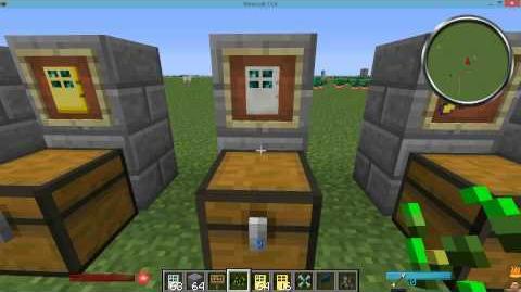 Dimension Doors Mod Spotlight - minecraft v1.6.4