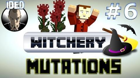Witchery Tutorial - Mutations - Minecraft Mod
