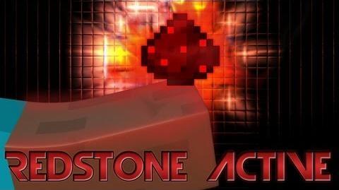 """Redstone Active"" - A Minecraft Parody of Imagine Dragons Radioactive (Music Video)-3"