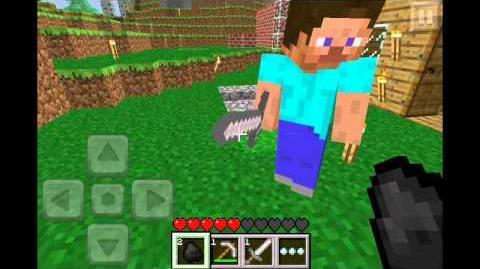 Minecraft Pocket Edition 0.3.0 Online Multiplayer