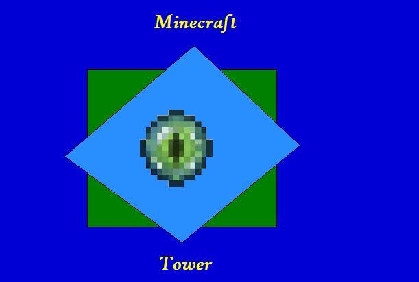 File:Minecraft Tower logo.jpg