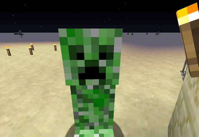 File:A Creeper outside of the military base.png