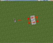 Minecraft repeater lock