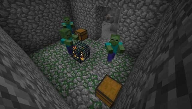 File:Minecraft Zombie Dungeon.jpg