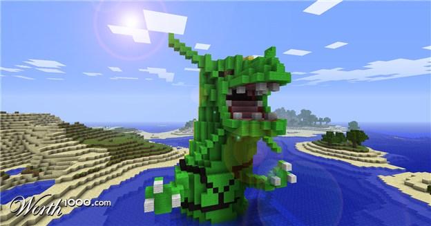 File:Rayquaza in Minecraft.jpg