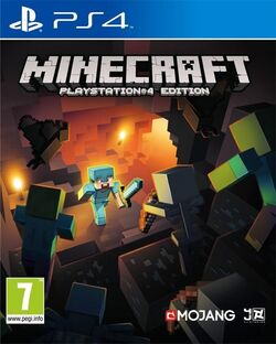 MinecraftPS4box