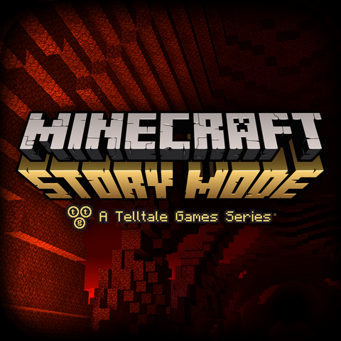 File:Minecraft Story Mode Square Icon.png