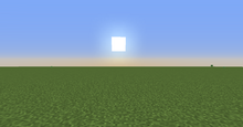 Sunrise on Superflat