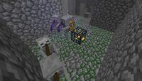 Minecraft Skeleton Spawner