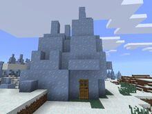 IceSpikeHouse