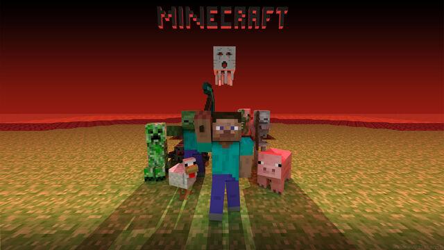 File:Minecraft wallpaper 1.jpg