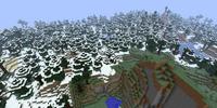 Cold Taiga Biome