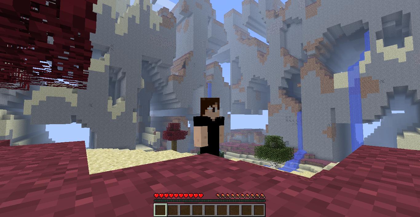 Far Lands | Minecraft Wiki | FANDOM powered by Wikia  Far Lands | Min...