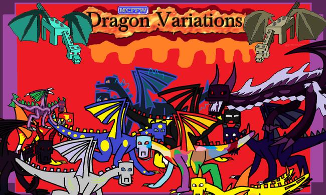 Dragon Variations Banner