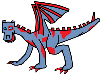 Bluehigh dragon remake