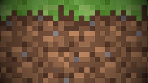 Wallpaper-minecraft grass