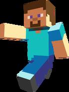 Steve In-Game
