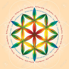 38393689-Symbols-of-sacred-geometry-depict-fundamental-aspects-of-space-and-time-Flower-of-life-symbol-variat-Stock-Vector