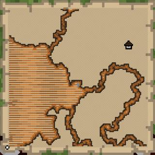 A Woodland Explorer Map