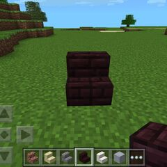 Nether Brick Stairs