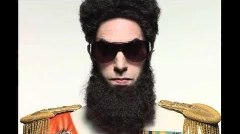 The dictator Alladeen motherfucker