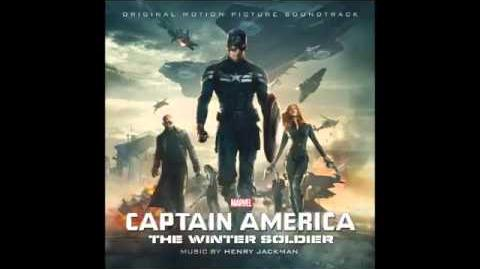 Captain America The Winter Soldier - Ending Credit Music - Taking A Stand