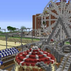 Third teaser - Partial view of the city (2).