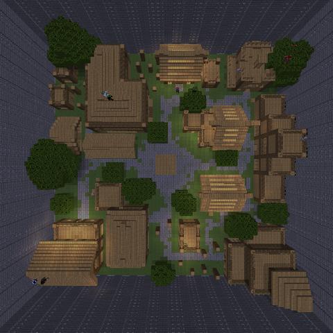 <i>Barbarians</i> <i>Village</i> by <a href=