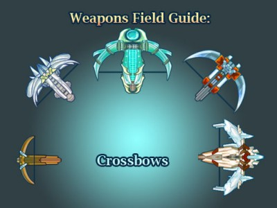 Weapons field guide-xbows