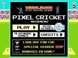 PixelCricket