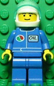Octan Blue Oil with White Helmet2