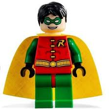 Robinminifigure