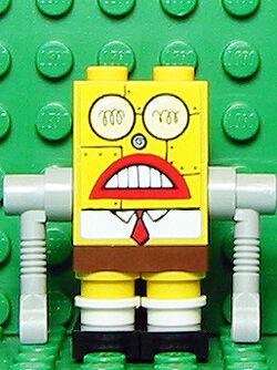 Robot Sponge