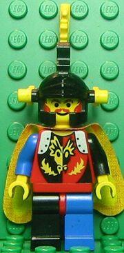 Dragon Master yellow