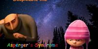 Despicable me Asperger's Syndrome