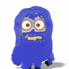 ToonLinkMinions11's 5th request: Bloo from Foster's Home for Imaginary Friends (a fourth request outside a movie)