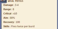 Dual Pistols