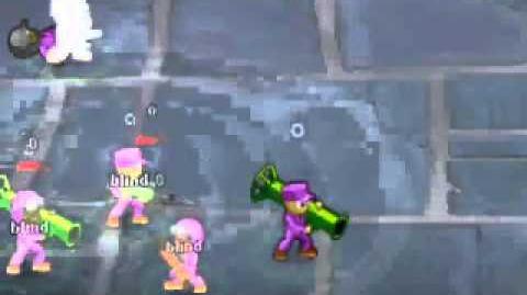 Minitroopers, gas grenade