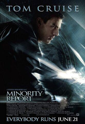File:Minority Report poster 2.jpg