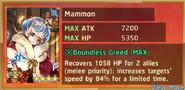 Mammon Summon Preview
