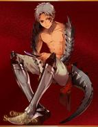 Komodo Dragon Artwork