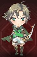 Robin Hood Sprite