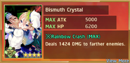 Bismuth Crystal Summon Preview