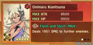Onimaru Kunitsuna Defiant Summon Preview